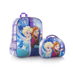 Disney Backpack with Lunch Bag - Frozen (D-BST-FZ09-16FA)