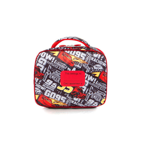 Disney Lunch Bag - Cars (D-CLB-C06-17BTS)