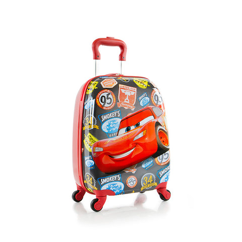 Disney Kids Spinner Luggage-Cars (D-HSRL-SP-C04-18AR)