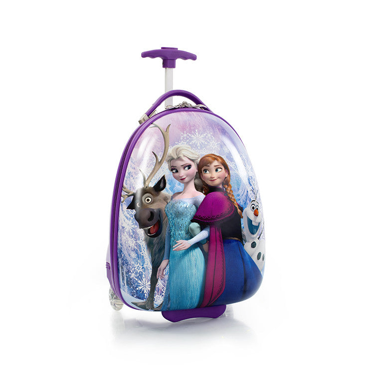Disney Frozen Kids Luggage - (D-HSRL-ES-FZ01-14FA)