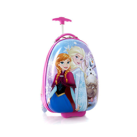 Disney Frozen Kids Luggage - (D-HSRL-ES-FZ16-15FA)