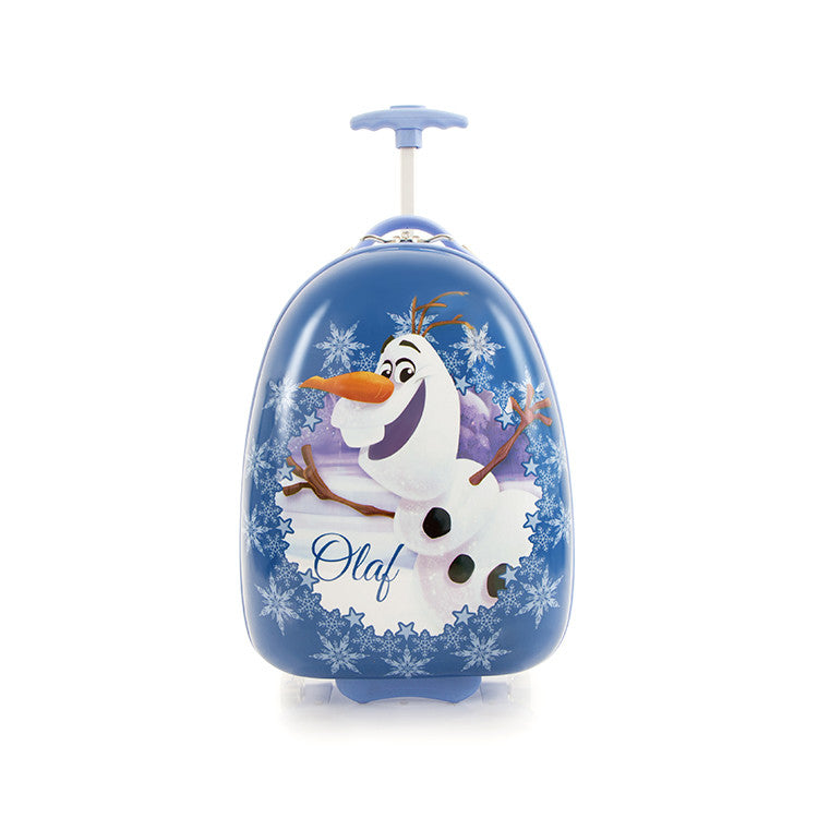 Disney Frozen Kids Luggage - (D-HSRL-ES-FZ24-15FA)