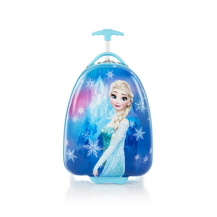 Disney Frozen Kids Luggage - (D-HSRL-ES-FZ25-16FA)
