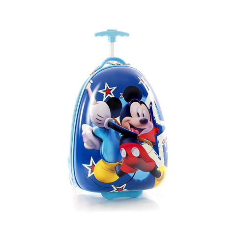Disney Mickey Mouse Kids Luggage - (D-HSRL-ES-MK01-13FA)