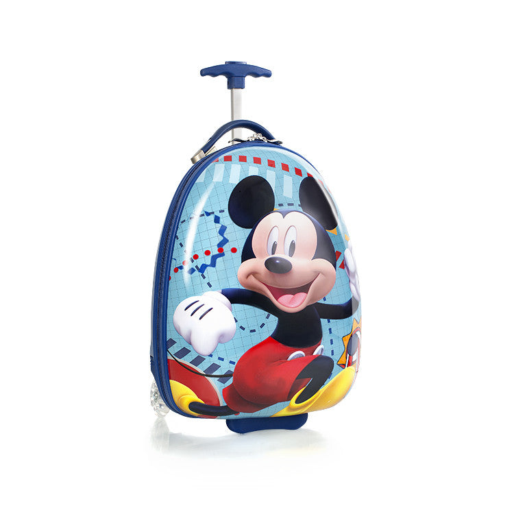 Disney Mickey Mouse Kids Luggage - (D-HSRL-ES-MK06-14FA)