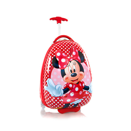 Disney Minnie Mouse Kids Luggage - (D-HSRL-ES-MN06-19)