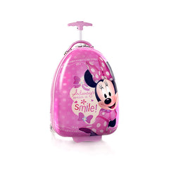 Disney Minnie Mouse Kids Luggage - (D-HSRL-ES-MN08-13FA)