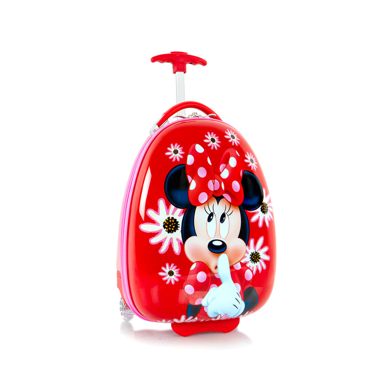Disney Kids Luggage-Minnie Mouse (D-HSRL-ES-MN08-19AR)