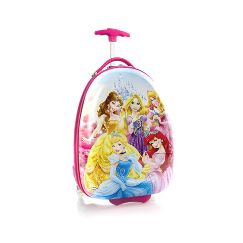 Disney Princess Kids Luggage - (D-HSRL-ES-P10-15FA)