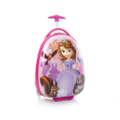 Disney Sofia Kids Luggage - (D-HSRL-ES-S01-14FA)