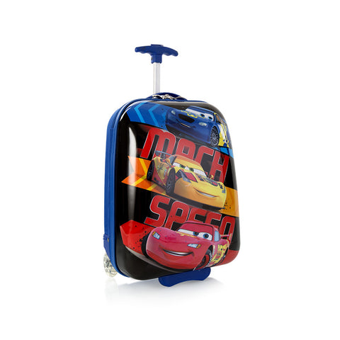 Disney Kids Hybrid Luggage - Cars - (D-HSRL-EVA-C04-13FA)