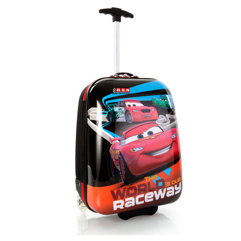 Disney Kids Hybrid Luggage - Cars - (D-HSRL-EVA-C05-13FA)