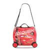 Disney Cars Ride-on Luggage - (D-HSRL-RO-C04-13FA)