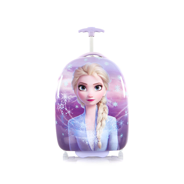 Disney Frozen Kids Luggage - (D-HSRL-RS-FZ01-19AR)