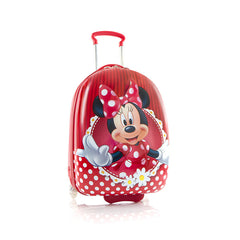 Disney Minnie Mouse Kids Luggage - (D-HSRL-RS-MN14-15FA)