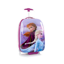 Disney Frozen Kids Luggage - (D-HSRL-RT-FZ09-19AR)