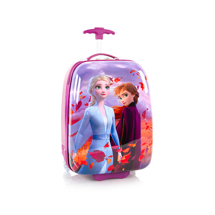 Disney Frozen Kids Luggage - (D-HSRL-RT-FZ12-19AR)