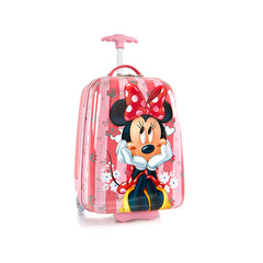 Disney Minnie Mouse Kids Luggage (D-HSRL-RT-MN05-18AR)