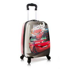 Disney Kids Spinner Luggage - Cars (D-HSRL-SP-C01-13FA)