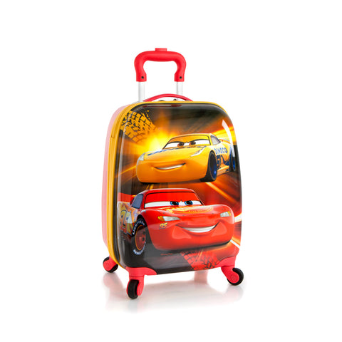 Disney Kids Spinner Luggage - Cars (D-HSRL-SP-C12-17AR)