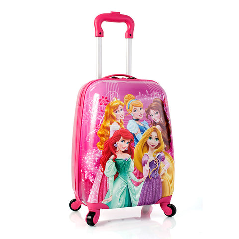 Disney Kids Spinner Luggage - Princess (D-HSRL-SP-P06-13FA)