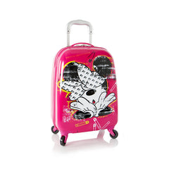 Disney Tween Spinner Luggage - Minnie (D-HSRL-TSP-MN03-14FA)
