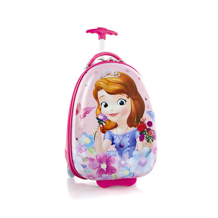Disney Sofia Kids Luggage - (D-HSRL-ES-S01-15FA)