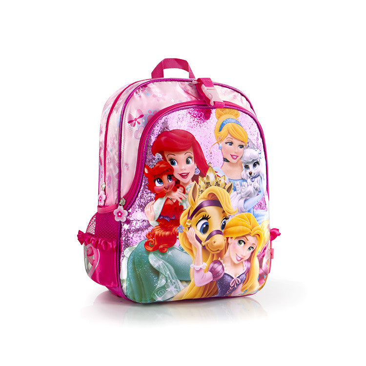 Disney Backpack with Lunch Bag - Palace Pets (D-ST-PP01-15FA)