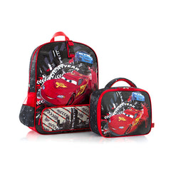 Disney Backpack with Lunch Bag - Cars (D-ST-C01-15FA)