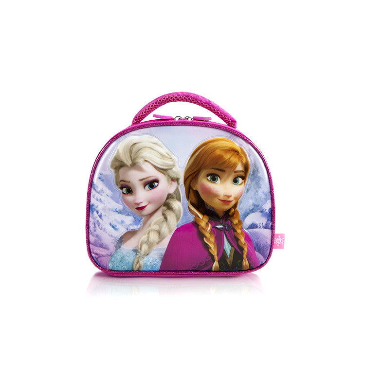 Disney Backpack with Lunch Bag AND Pencil Case - Frozen (D-ST-FZ07-15FA)