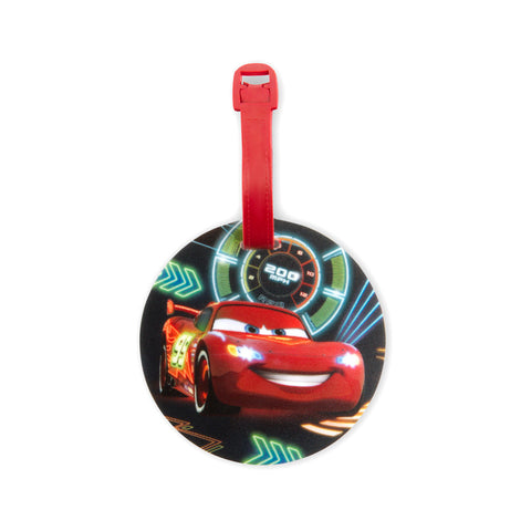 Disney Luggage Tag - Cars (D-TA-ST-LT-C08-14FA)