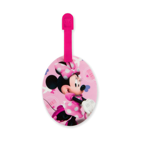 Disney Luggage Tag - Minnie (D-TA-ST-LT-MN01-14FA)
