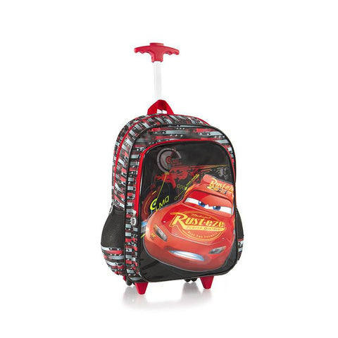 Disney Rolling Backpacks - Cars (D-WCBP-C03-17AR)