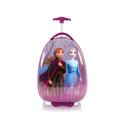Disney Frozen Kids Luggage - (D-HSRL-ES-FZ09-19AR)