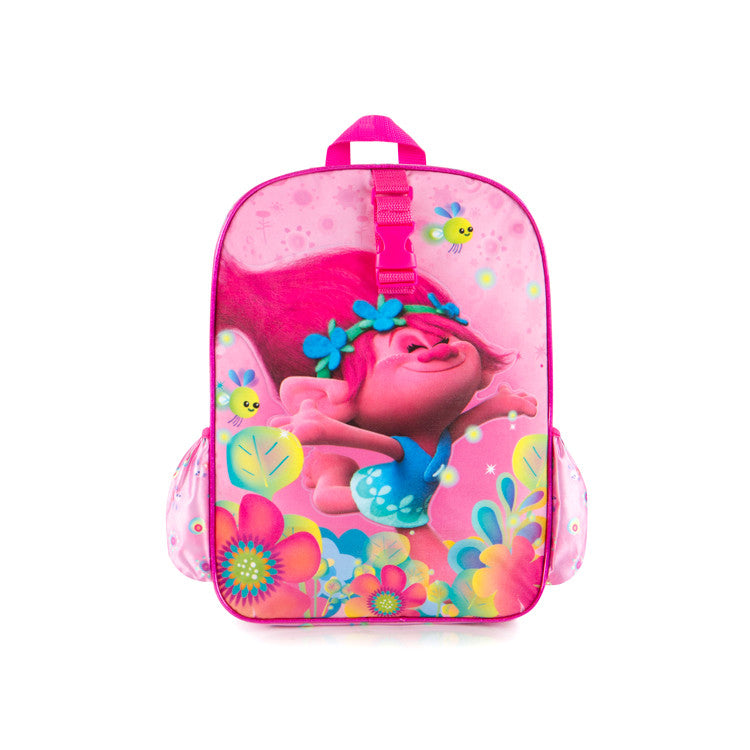 Trolls Backpack with Lunch Bag AND Pencil Case - (DW-BTS-TR03-17BTS)