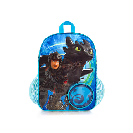 How To Train Your Dragon Backpack (DW-CBP-HD05-19BTS)
