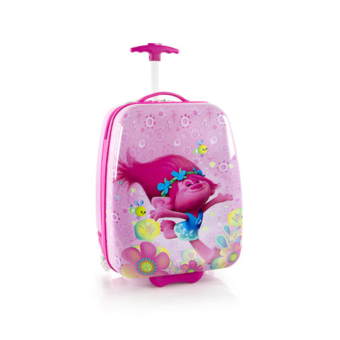 DreamWorks Kids Luggage - Trolls - (DW-HSRL-RT-TR04-16FA)