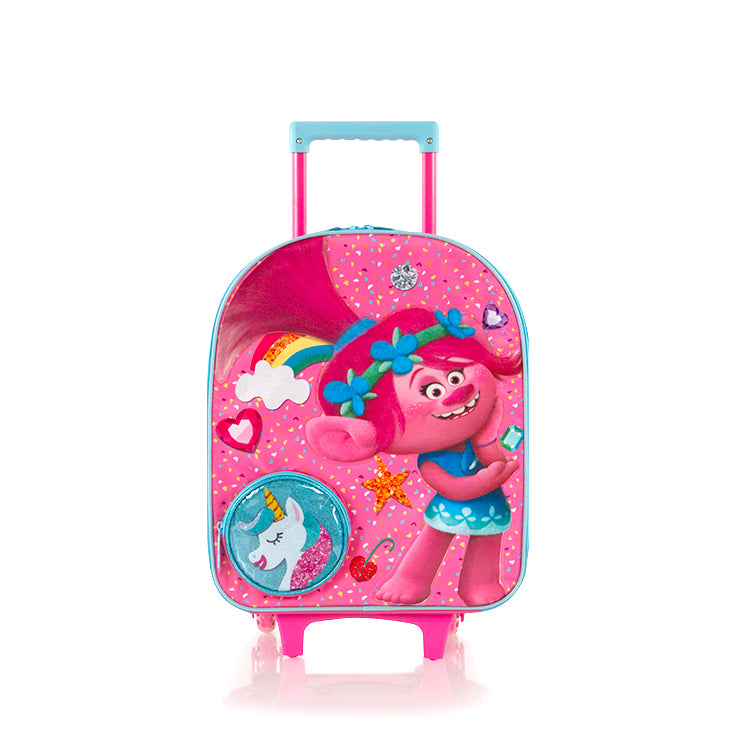 Trolls Softside Luggage - (DW-SSRL-TR01-19AR)