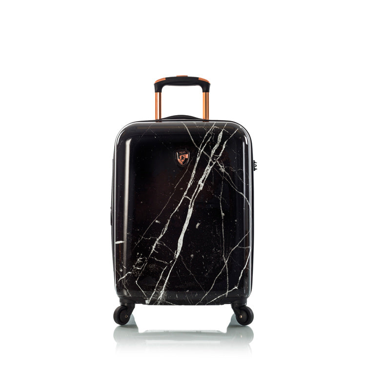 "Dakara - Black Marble 21"" Fashion Spinner® Carry-on"