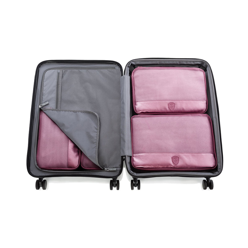 DuoTrak 5pc Set Packing Cubes