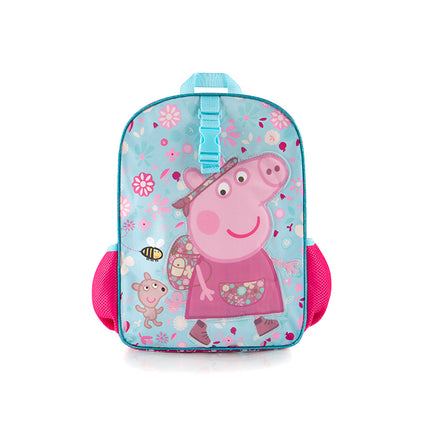 Peppa Pig Backpack with Lunch Bag -(E-BST-PG01-17BTS)