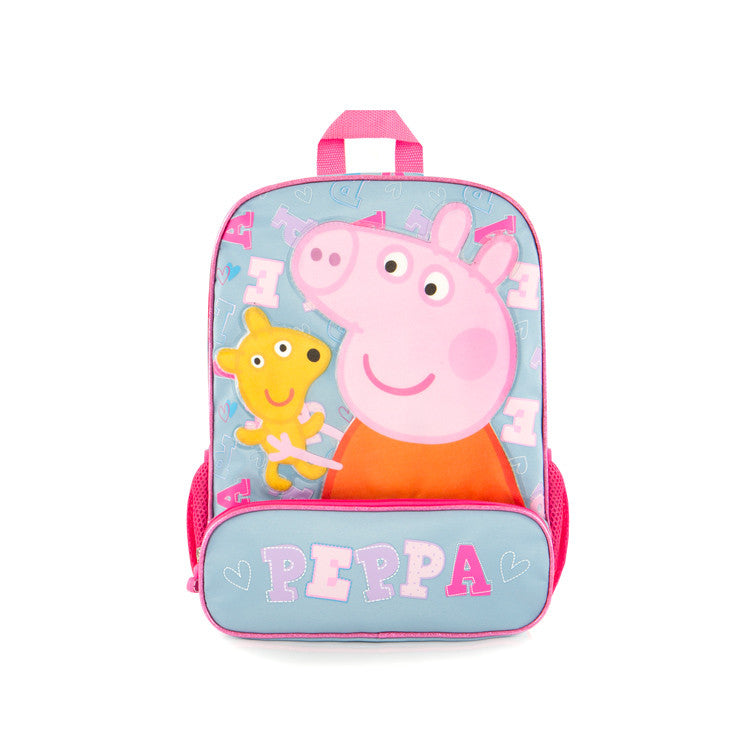 Peppa Pig Backpack - (E-CBP-PG06-16FA)