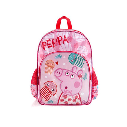 Peppa Pig Backpack - (E-CBP-PG09-18BTS)