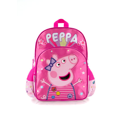 Peppa Pig Backpack - (E-CBP-PG09-19AR)
