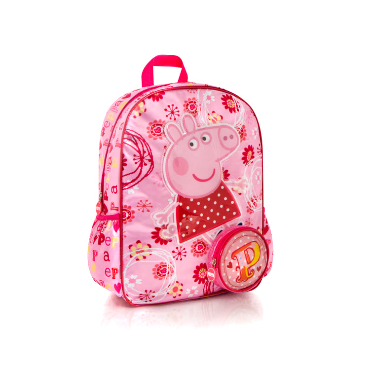 Peppa Pig Backpack - (E-CBP-PG13-17BTS)