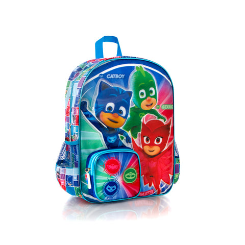 PJ Masks Backpack - (E-CBP-PJ07-17BTS)