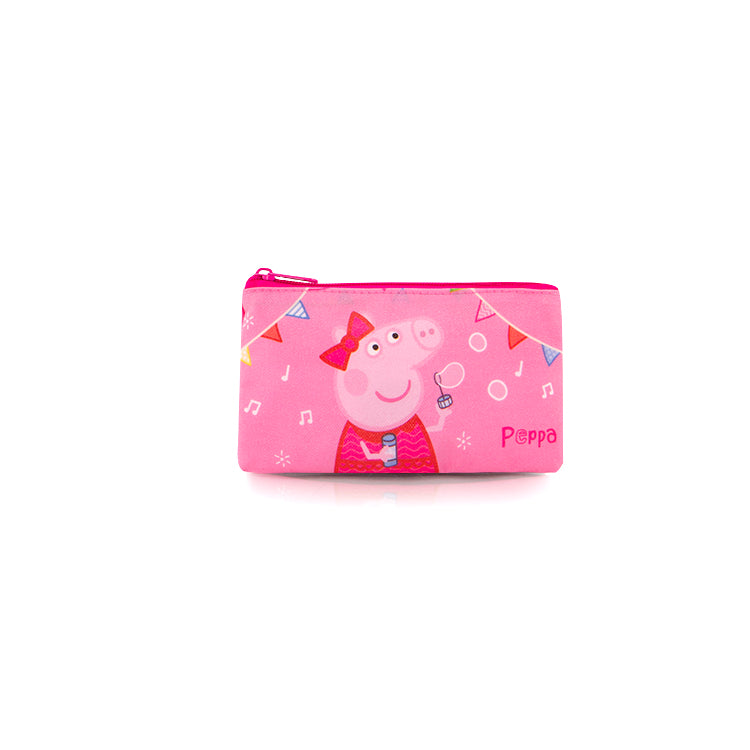 Peppa Pig Backpack with Pencil Case (E-EST-JBP-PG10-19AR)