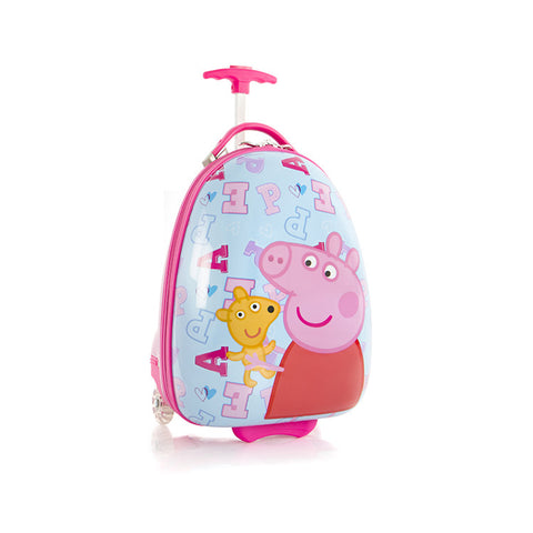 Peppa Pig Kids Luggage - (E-HSRL-ES-PG01-16FA)