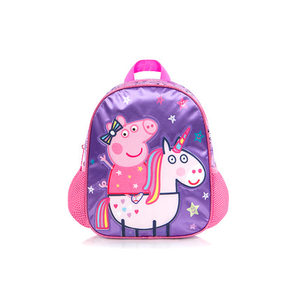 Peppa Pig Backpack - (E-JBP-PG03-19AR)