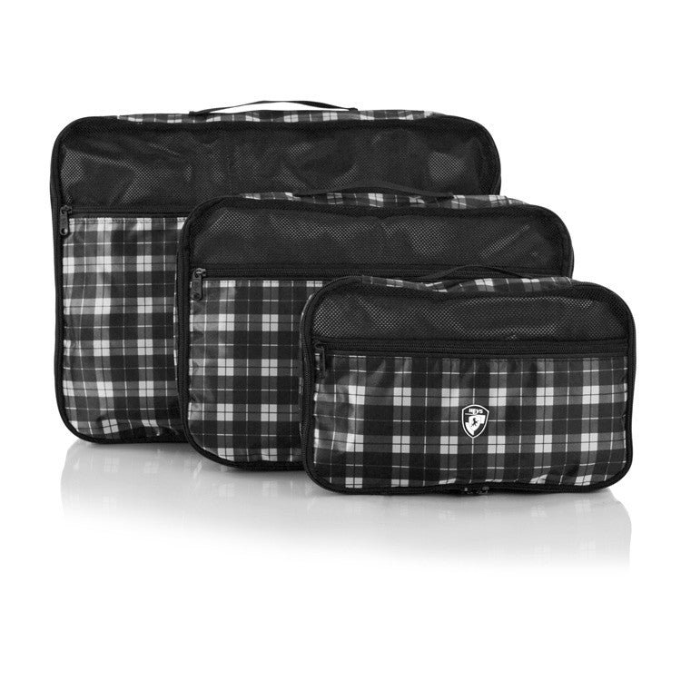 Black/White Plaid - (Sold Out)